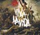 COLDPLAY Viva La Vida Or Death And All His Friends CD Album Parlophone 2008